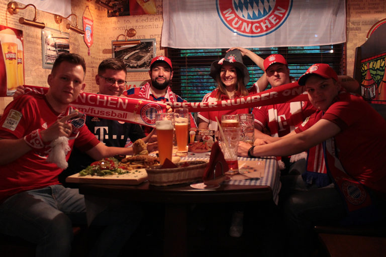 """21.05.2016 Spotkanie meczowe: """"Finał Pucharu Niemiec 2016″ FC Bayern Monachium – Borussia Dortmund"""