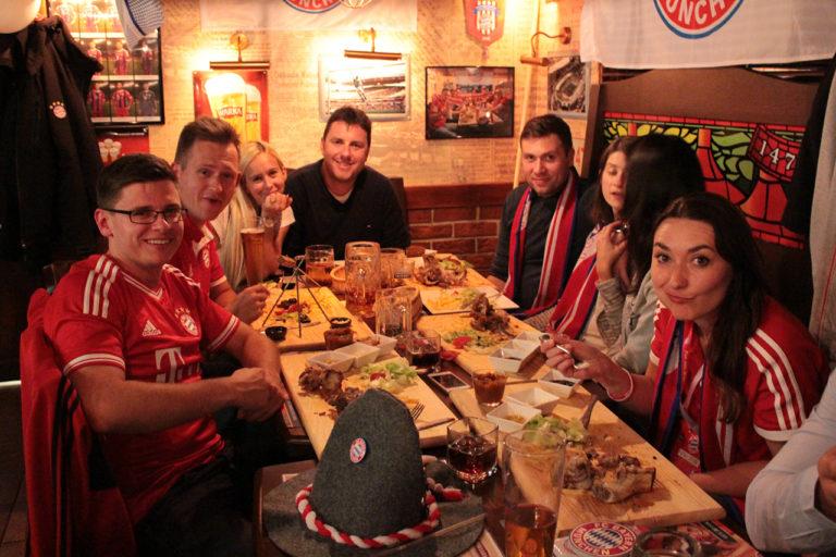 24.09.2016 Spotkanie meczowe: 5 kolejka Bundesligi Hamburger SV – FC Bayern Monachium