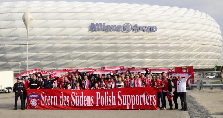 06.10.2018 Wyjazd na mecz 7 kolejki Bundesligi FC Bayern Monachium – Borussia Mönchengladbach