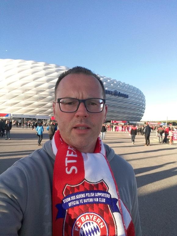 25.09.2018 Wyjazd na mecz 5 kolejki Bundesligi FC Bayern Monachium – FC Augsburg
