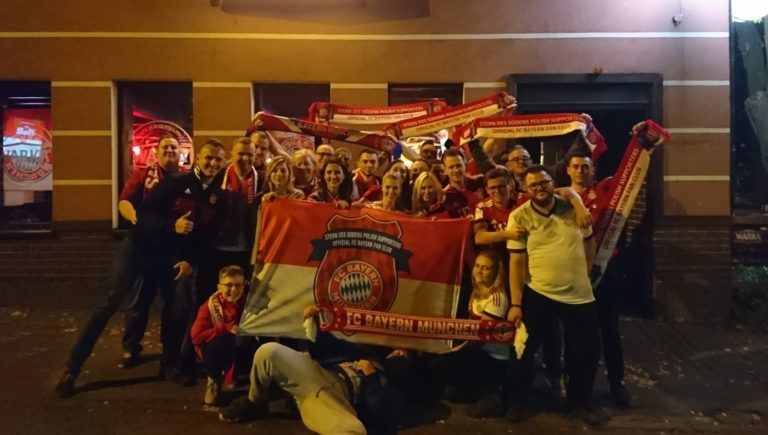 10.11.2018 Lokalne Spotkania Meczowe: 11 kolejka Bundesligi Borussia Dortmund – FC Bayern Monachium