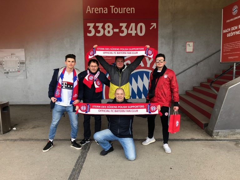09.03.2019 Wyjazd na mecz 25 kolejki Bundesligi FC Bayern Monachium – VfL Wolfsburg