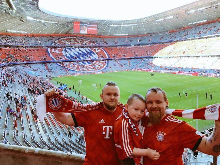 20.04.2019 Wyjazd na mecz 30 kolejki Bundesligi FC Bayern Monachium – Werder Brema