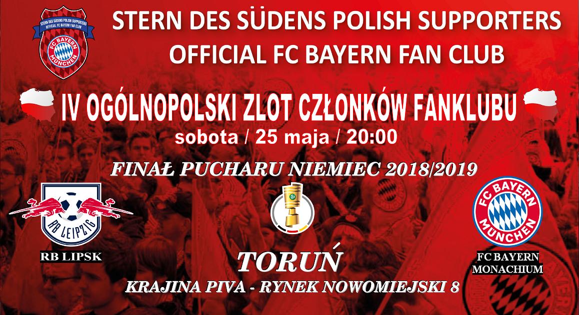25.05.2019 Zapraszamy do udziału w IV Ogólnopolskim Zlocie Członków Fanklubu