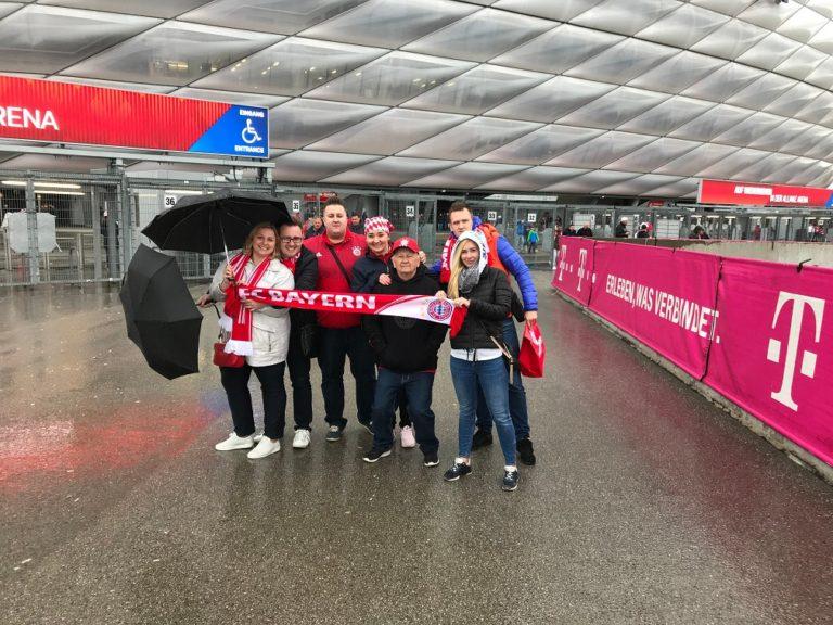 04.05.2019 Wyjazd na mecz 32 kolejki Bundesligi FC Bayern Monachium – Hannover 96