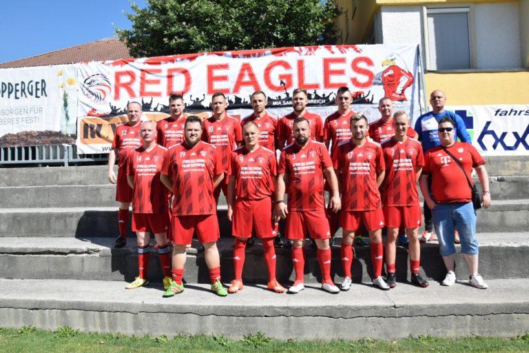 """29.06.2019 Turniej Piłki Nożnej """"2 Red Eagles Austria Cup"""""""
