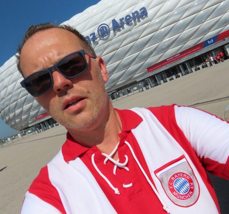 31.08.2019 Wyjazd na mecz 3 kolejki Bundesligi FC Bayern Monachium – Hertha BSC