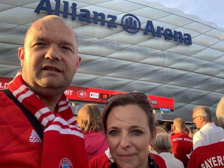16.08.2019 Wyjazd na mecz 1 kolejki Bundesligi FC Bayern Monachium – Hertha BSC