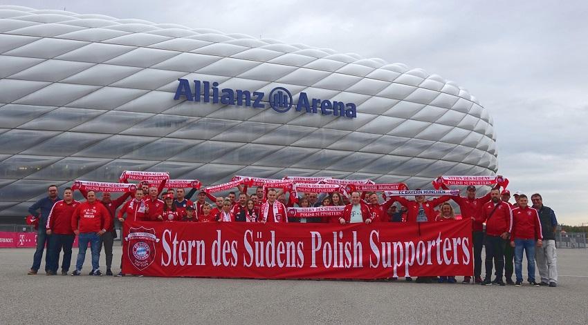 26.10.2019 Wyjazd na mecz 9 kolejki Bundesligi FC Bayern Monachium – 1. FC Union Berlin