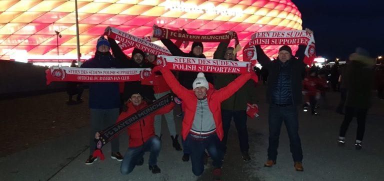 31.08.2019 Wyjazdy na mecz 3 kolejki Bundesligi FC Bayern Monachium – 1. FSV Mainz 05