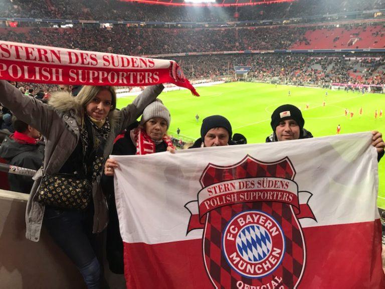 21.02.2020 Wyjazd na mecz 23 kolejki Bundesligi FC Bayern Monachium – SC Paderborn 07