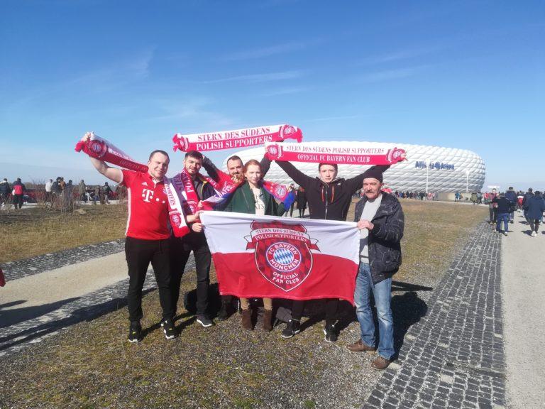 08.03.2020 Wyjazdy na mecz 25 kolejki Bundesligi FC Bayern Monachium – FC Augsburg